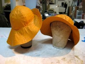 80 Days Rain Hats