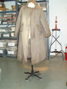 Tom Sawyer Distressed Coat