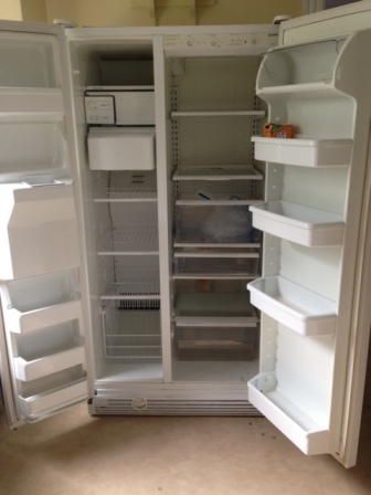 "When I wrote ""clean out fridge"" on my to-do list last week, this was not what I had in mind."