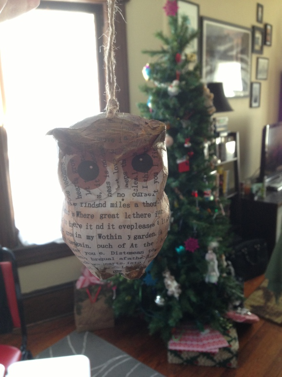 Writing Assistant Owl